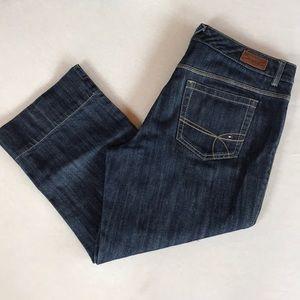 🍂5/$25🍂Tommy Hilfiger Cropped Jeans size 12
